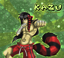 Kickboxing Kazu by Manicfool