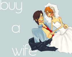 SB: Buy A Wife by iskizzers