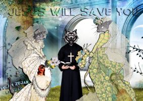 Jesus Will Save You by Laazar