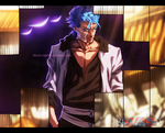Grimmjow Is Back - Bleach 624 by DEOHVI