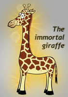 The Immortal Girraffe by Hennell