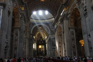 St Peter's Basilica by penfold73