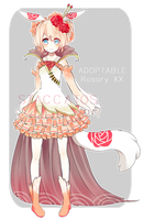 [CLOSED] Adoptable: Rosary XX by Staccatos