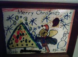 1982xmasplacemat by aleistercrowley666