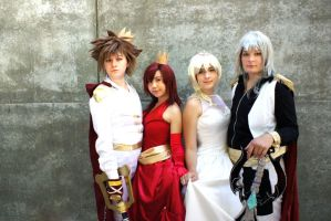 Kingdom Hearts Cosplay | Stand Together by CosplayInABox