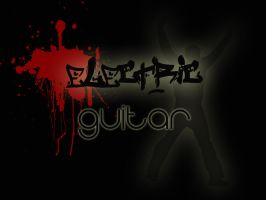 Electric Guitar by UJz