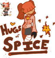 Hugs of Spice by SnapdragonSoda