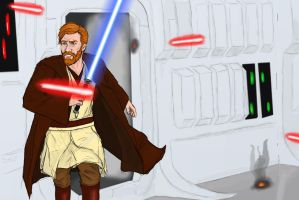 The jolly adventures of Obi-Wan Kenobi PART 1 by owkluvu