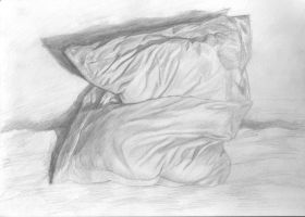 Pillow Composition by WonderingMind23