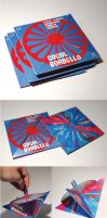 gogol bordello cd-package by margrietje