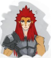 Lion-O Cloud by cgnauta