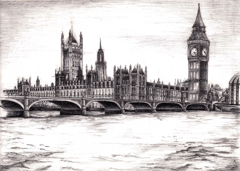 Westminster by great-queen-morrigan