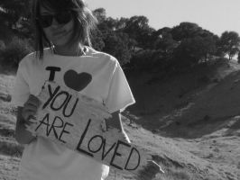 You are Loved 2 by abominationXproject