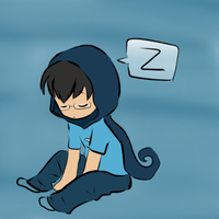 God Tier John - Sleepy by DerpBunny