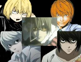 Death Note Wallpaper by MattJeevasLover