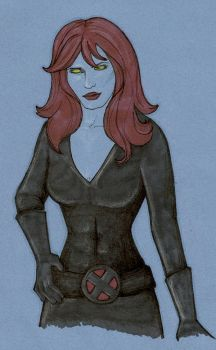 Mystique: Dark X-Men by xrejectsx
