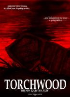 Torchwood: TNEF Poster by TheGoldenCrowbar