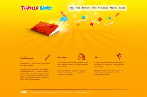 Trapella Books by Eyecatcher33