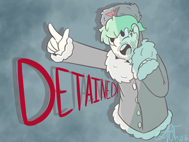 DETAINED!! by T1RF-Scribbles