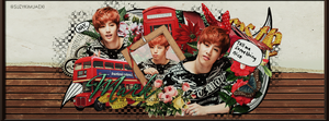 Got7 Mark Facebook Timeline Cover#1 by SuzyKimJaeXi