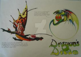 Roger Dean Dragons by dead-skin-on-trial