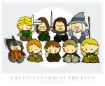 Fellowship of the Ring by cippow25