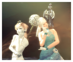 Aion: Lost in thoughts by rainbowmidnight