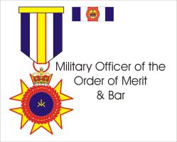 Military Officer of the Order of Merit by Ienkoron