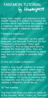 Fakemon Tutorial by blazeknight-94