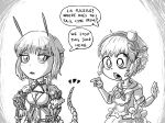 Snow White and La Pucelle by Glockens