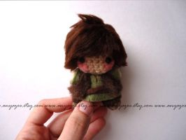 Hiccup Amigurumi by AnyaZoe