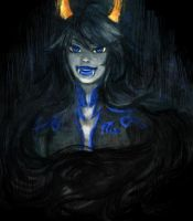 Homestuck: Marquise Spinneret Mindfang by mnieva