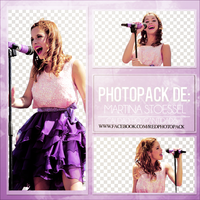 PHOTOPACK PNG #1 Martina Stoessel by cristel2