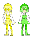 Staff: Lemon and Lime by Soul-Brigade