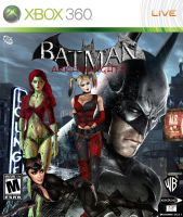 Batman - Arkham Nights by TheSnowman10