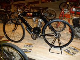 1909 Thor Board Track Racer by Caveman1a