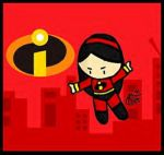 DSNY  Violet Parr - cippow25 by Incredibles-club