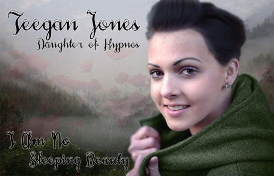 Graphic Signatures: Teegan Jones by Cerulaen