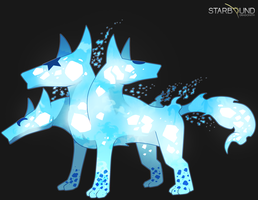 Starbound - Starberus by Dragonith