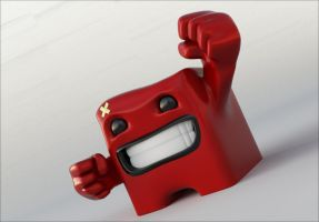 Meat Boy by Necrondesign
