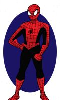 The Amazing Spider-man by Koku-chan