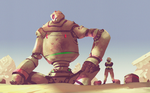 Robot_concept_11 by miguelrobledo