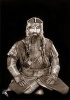 Gimli son of Gloin bis by AdorindiL