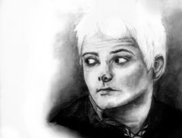Gerard Way by calyrein