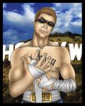 Johnny Cage 2011 by ReapingDarkSide