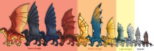 British corp Dragons by SeaSuds
