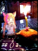 Feliz cumple marixon 2 by Liliko-dream