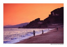 Calella Sundowns II by MCG0603