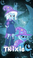 TMG M4XT3R l The Great and Powerful Trixie EQG V2 by xXMaxterXx