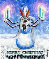 SW Christmas Card Design by David-c2011